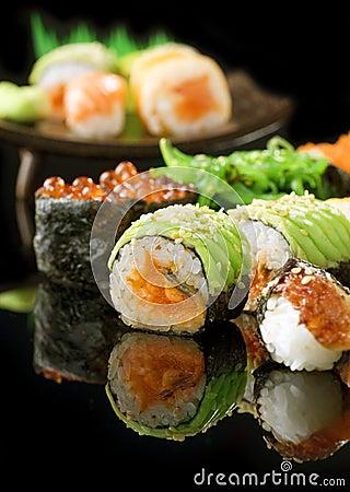 Free Sushi Royalty Free Stock Images - 19458639