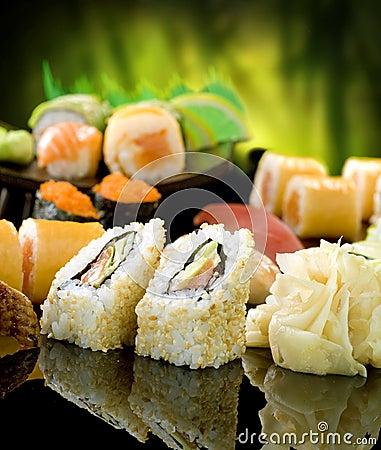 Free Sushi Stock Image - 19458641