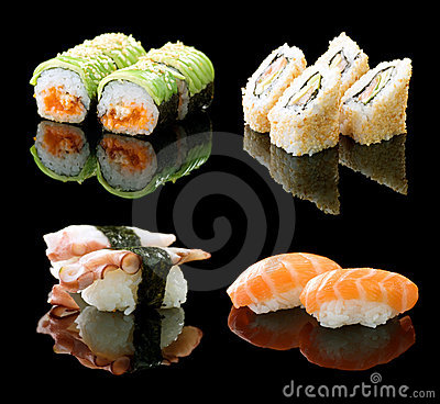 Free Sushi Royalty Free Stock Photo - 19458705