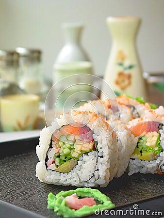 Free Sushi Stock Photography - 3653922