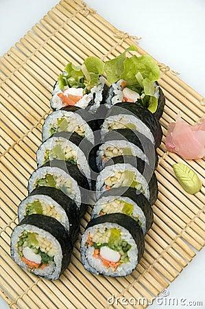 Free Sushi Stock Photo - 4969130