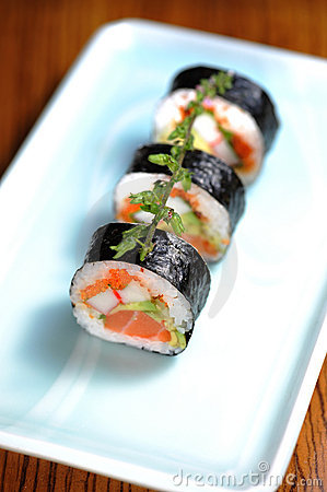 Free Sushi Stock Photos - 7686383