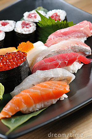 Free Sushi Royalty Free Stock Image - 7686796