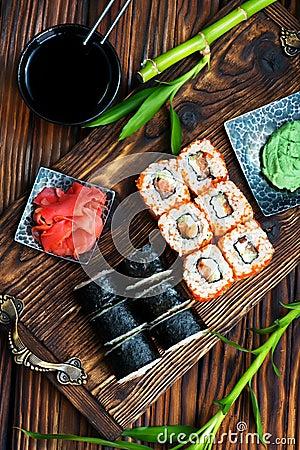 Free Sushi Royalty Free Stock Image - 87509846