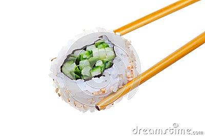 Sushi avacado