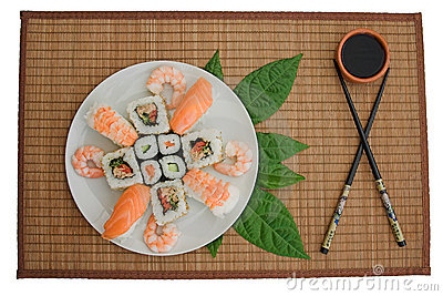 Sushi! Blessyou...