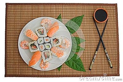 Sushi! Blessyou...