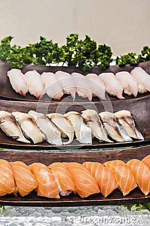 Sushi Japanese cuisine
