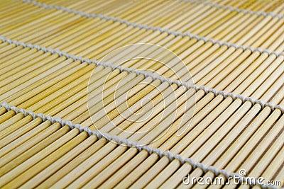 Sushi mat texture