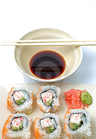 Sushi Meal