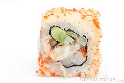 Sushi roll california