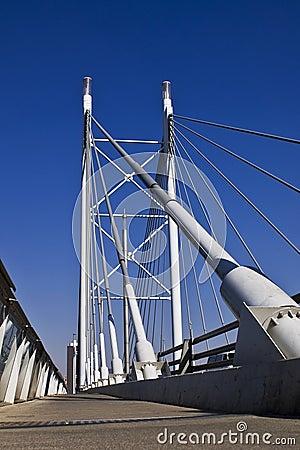 Free Suspension Bridge & Walkway Royalty Free Stock Photo - 10337815