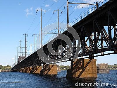 Susquehanna Railroad Bridge