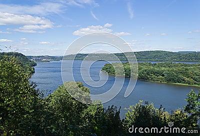 Susquehanna River Scenic View