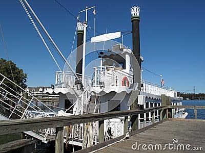 Susquehanna River Tour Boat