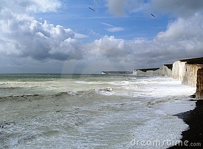 Sussex Coast - Seven Sisters