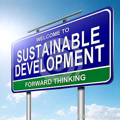 Free Sustainability Concept. Royalty Free Stock Images - 26650559
