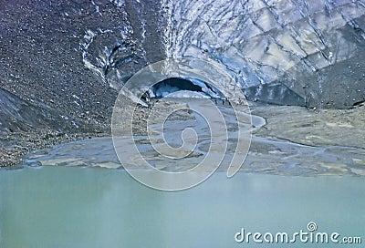Susten glacier