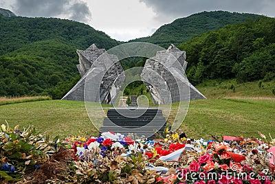 Sutjeska National Park, Bosnia and Herzegovina Editorial Photography