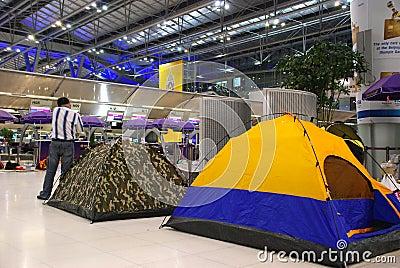 Suvarnabhumi International Airport Editorial Photo