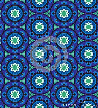 Free Suzani Pattern Stock Photography - 34875602