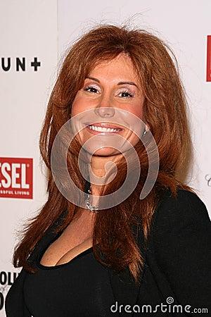 Suzanne De Laurentiis Editorial Image