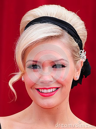 Suzanne Shaw Editorial Photo