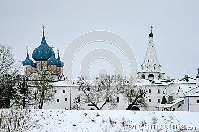Suzdal. Kremlin.