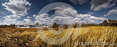 Suzdal panorama