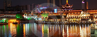 Suzhou night scenes