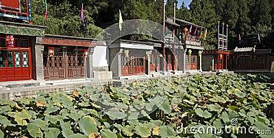 Suzhou Street in Beijing