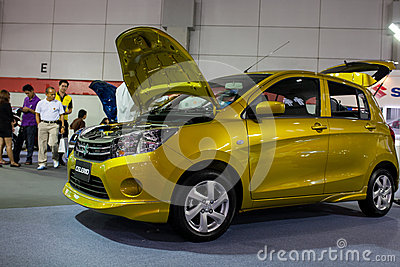 Suzuki celerio Editorial Photography