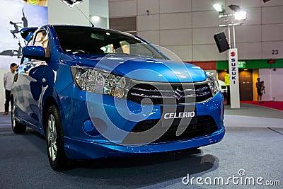 Suzuki celerio Editorial Stock Image