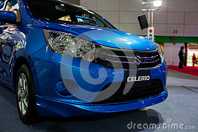 Suzuki_Celerio Editorial Photography