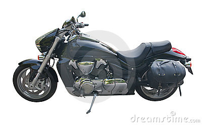 Suzuki Intruder M1800R motorcycle