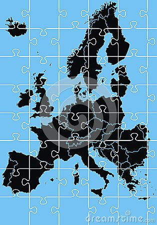 Europa kartlägger