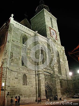 Svart kyrka