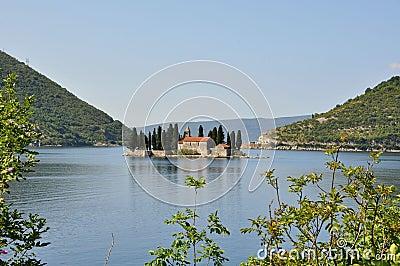 Sveti Dordje, Montenegro