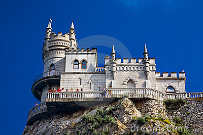 Swallow s Nest Near Yalta