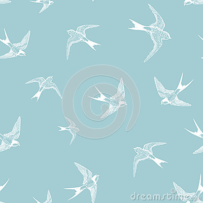Swallows pattern