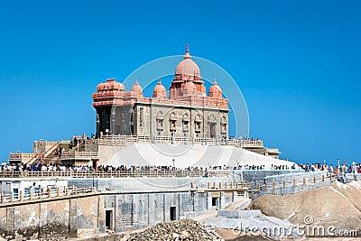 Swami Vivekananda memorial, Kanyakumari, India