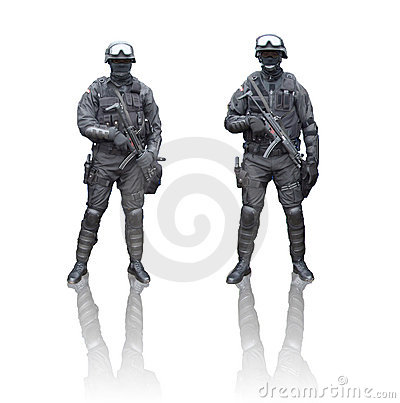 Free SWAT Stock Photo - 14057530