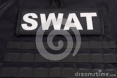 SWAT armor suit