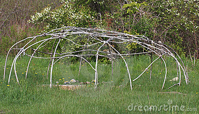 Sweat Lodge Frame