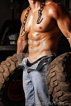 Sweaty Mechanic