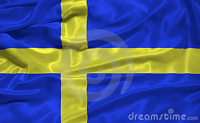Sweden Flag 3