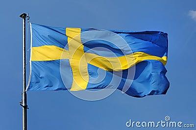Sweden, flag