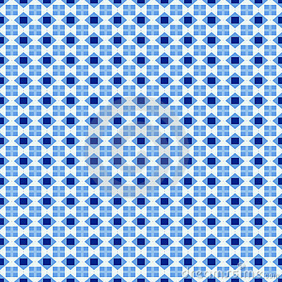 Swedisch blue pattern
