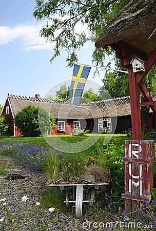 Swedish agritourism