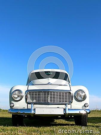 Swedish Car Classic - Small 60s Van